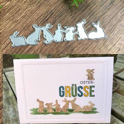 Blume Metall Stanzformen Schablone Scrapbooking Album Papier Karte Craft eNwrg