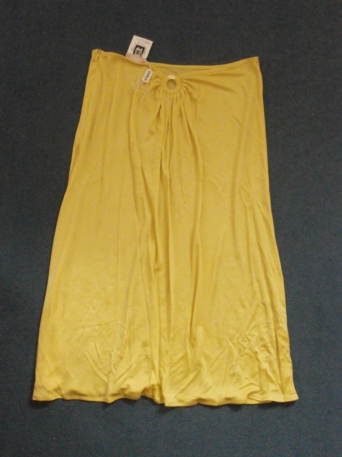Versus Versace yellow size 28 skirt