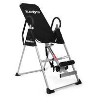 Planche D Inversion Fitness Klarfit Table Musculation Reeducation Du Dos <135kg