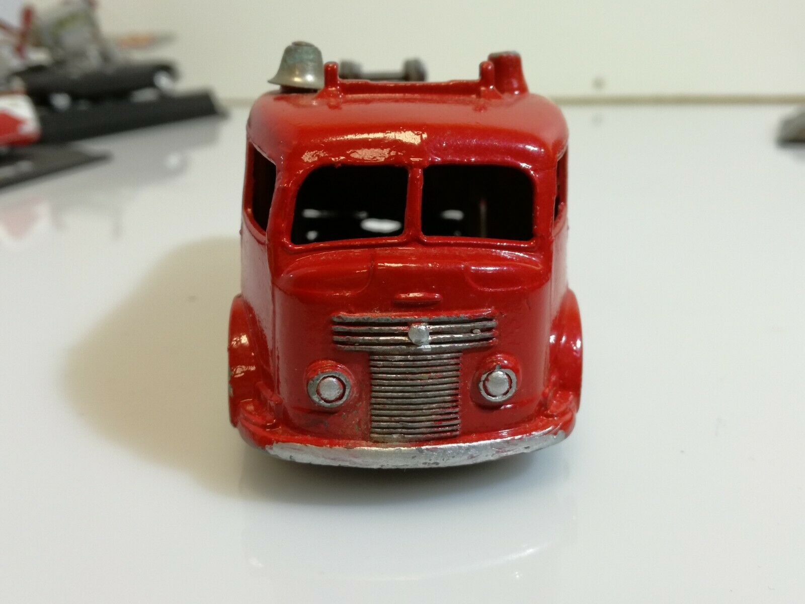 preferenziale DINKY giocattoli  955  FIRE ENGINE W    LADDER  1 43  ORIGINAL  fabbrica diretta