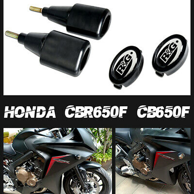 CBR650F 2014-2018 MPW Race Dept Motorcycle Crash Protection Bungs for CB