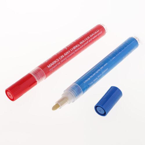 18//24//28 Farben Umweltfreundliche Acrylfarbe Marker für Studenten