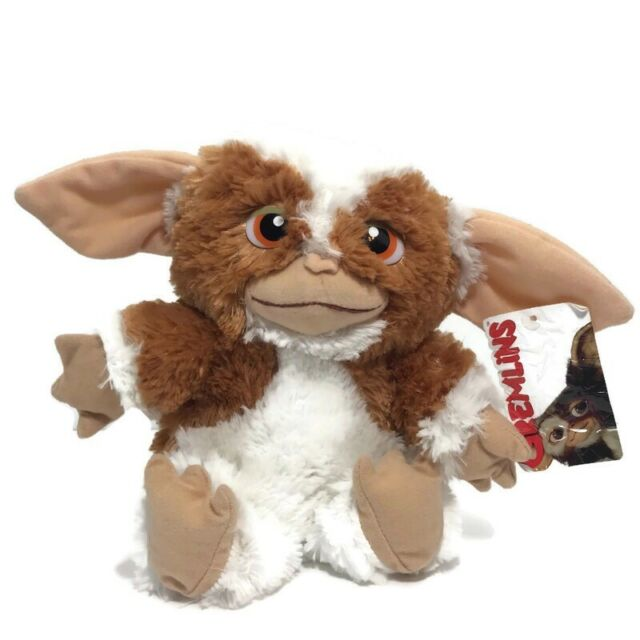 Gremlins Gizmo Stuffed Toy May 2018 Plush Soft 10in. Mogwai Excellent Condition