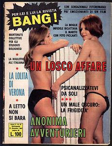 FOTOGIALLO BANG ! ANNO II N. 27 UN LOSCO AFFARE - MIAO LA DONNA GATTO - Italia - FOTOGIALLO BANG ! ANNO II N. 27 UN LOSCO AFFARE - MIAO LA DONNA GATTO - Italia