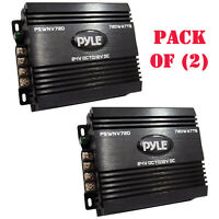 Pack Of 2) Pyle Pswnv720 24-12v Dc Power Step Down Converter 720w Pmw Technology on sale