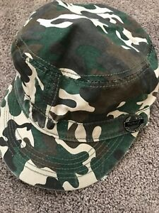e6114c5d3 Details about HURLEY Camo Army Style Hat Cap OSFM