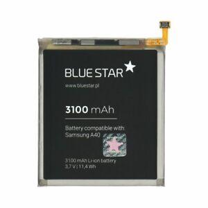 Bluestar-Pile-Batterie-Batterie-de-rechange-pour-telephone-portable-pour-Samsung-Galaxy-a40-a405f