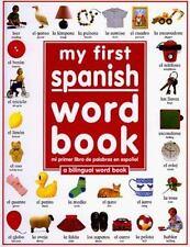 My 1st Spanish Word Book / Mi Primer Libro De Palabras EnEspanol: A Bilingual