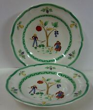 International HEARTLAND II Rim Soup Bowls SOLD IN PAIRS -Multiple Sets Available