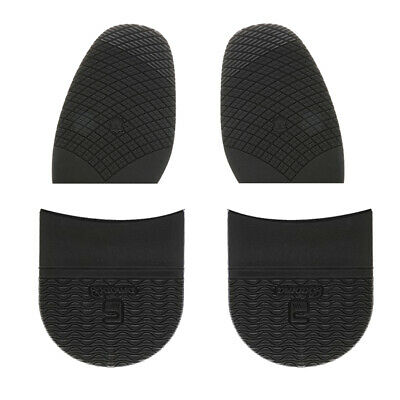 12 x 12mm High Heel Shoes Repair Tip Tap Shoes Repair Pad Replacement 24PC
