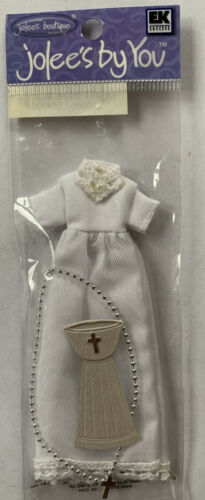 Jolee's By You Baptism Gown Dimensional Embellishment