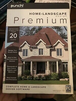Punch Software Home Design Studio For Mac Os X 10 9 Up Dvd Rom Format 705381432197 Ebay