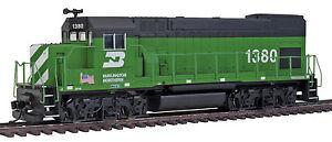 Spur-H0-Diesellok-GP15-Burlington-Northern-9401-NEU