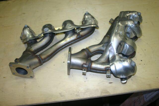 2016 Camaro Ss 6 2 Lt1 Gm Exhaust Manifolds With Heat Shields For Sale Online Ebay