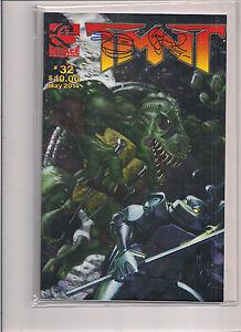 Teenage-Mutant-Ninja-Turtles-Scarce-First-Printing-Comic-Book-32
