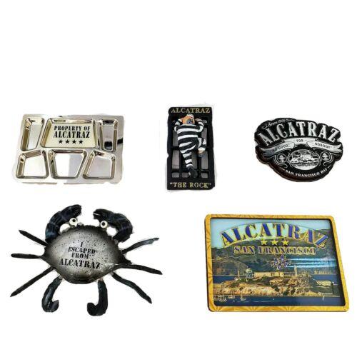 New Alcatraz Collectors Refrigerator Magnets Souvenir Metal Fridge Magnet
