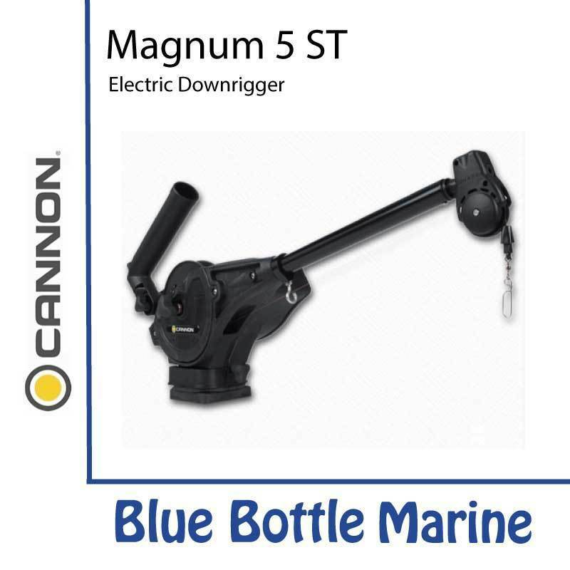 NEW Cannon Magnum 5 ST Electric Downrigger from Blue Bottle Marine