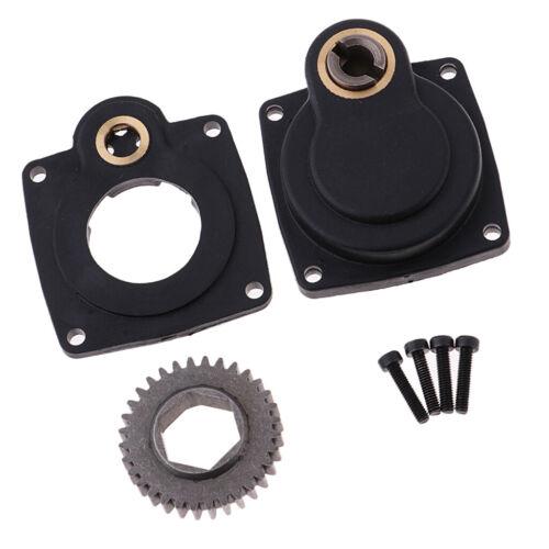 Backplate for Vertex Infinity Nitro Engines Electric  Starter E-Start