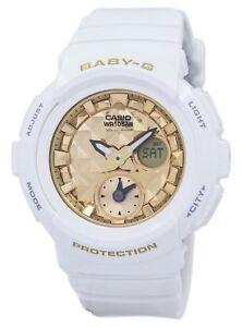 Casio-Baby-G-Shock-Resistant-World-Time-Analog-Digital-BGA-195M-7A-Womens-Watch