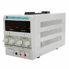 30v 5a Precision Variable Adjustable Digital Dc Power Supply With Clip Cable 110v