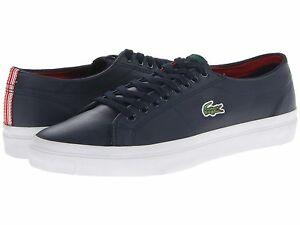 a103b3a7efbd61 Lacoste Marcel Chunky Men s Sport Casual Leather Tennis SHOES US10 ...