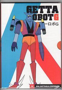 Risultati immagini per Getta Robot G