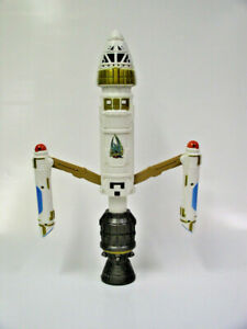 STAR TREK NEXT GENERATION 1996 FIRST CONTACT PHOENIX WARP DRIVE ELECTRONIC SHIP