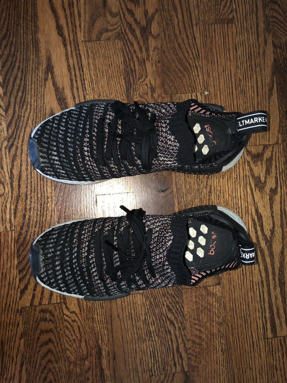 29b6892a37c24 Adidas NMD R1 Primeknit Size 10 Running Running Running shoes 5d8388 ...