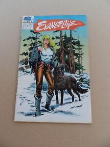 Evangeline-5-First-1988-VF-minus