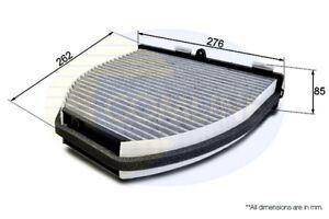 Comline-Cabina-Interior-De-Polen-Filtro-de-aire-se-ajusta-Mercedes-IWT541