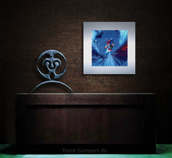 Image moderne sur métal art moderne Image sur Aluminium Designer images peintures murales topbild 1fd378