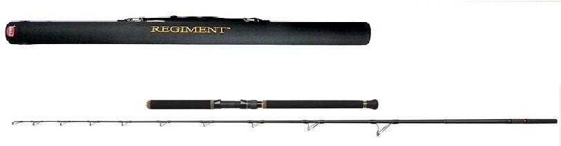 Penn Regiment ll atún 8ft (2.4m) apareciendo Varillas 50lb o 80lb de atún GT 's