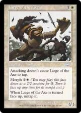 4x Liege of the Axe Legions NM