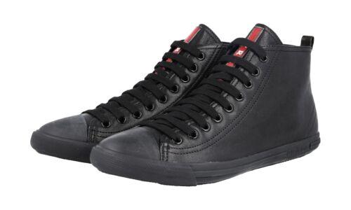 Chaussures 3t5731 Prada 38 Nouveau Noir Sneaker 38 5 Luxe Haute rwfqIPrH