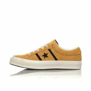 2converse one star gialle