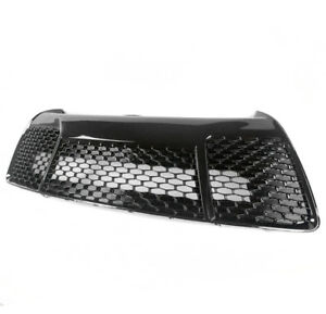 new 2015 2017 toyota camry xse front bumper lower replacement black grille grill ebay. Black Bedroom Furniture Sets. Home Design Ideas