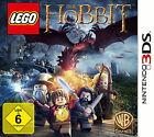LEGO Der Hobbit (Nintendo 3DS, 2014, Keep Case)