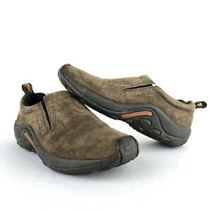 unbeatable price hot-selling discount available Details about Merrell J52920 Women's Jungle Moc Waterproof Slip On Shoe  Gunsmoke Size 7.5 US