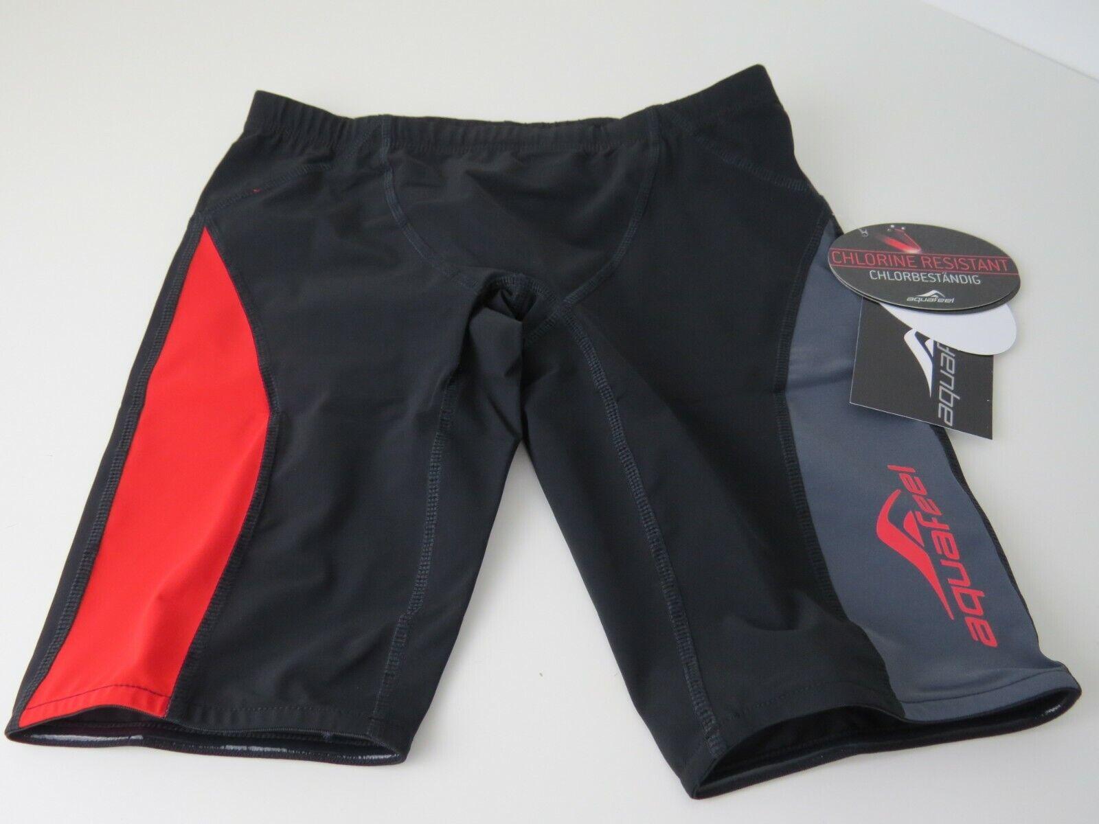 Nuevo Para Hombre Velocidad Boost bloqueadores Aquafeel-Negro Rojo, S o M