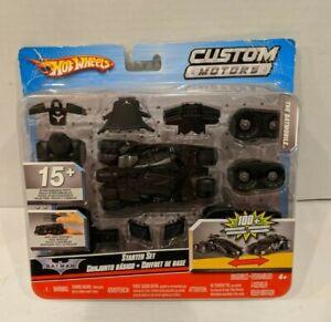 Hot-Wheels-Personalizado-Motores-Batman-1-50-escala-Batimovil-100-combinaciones