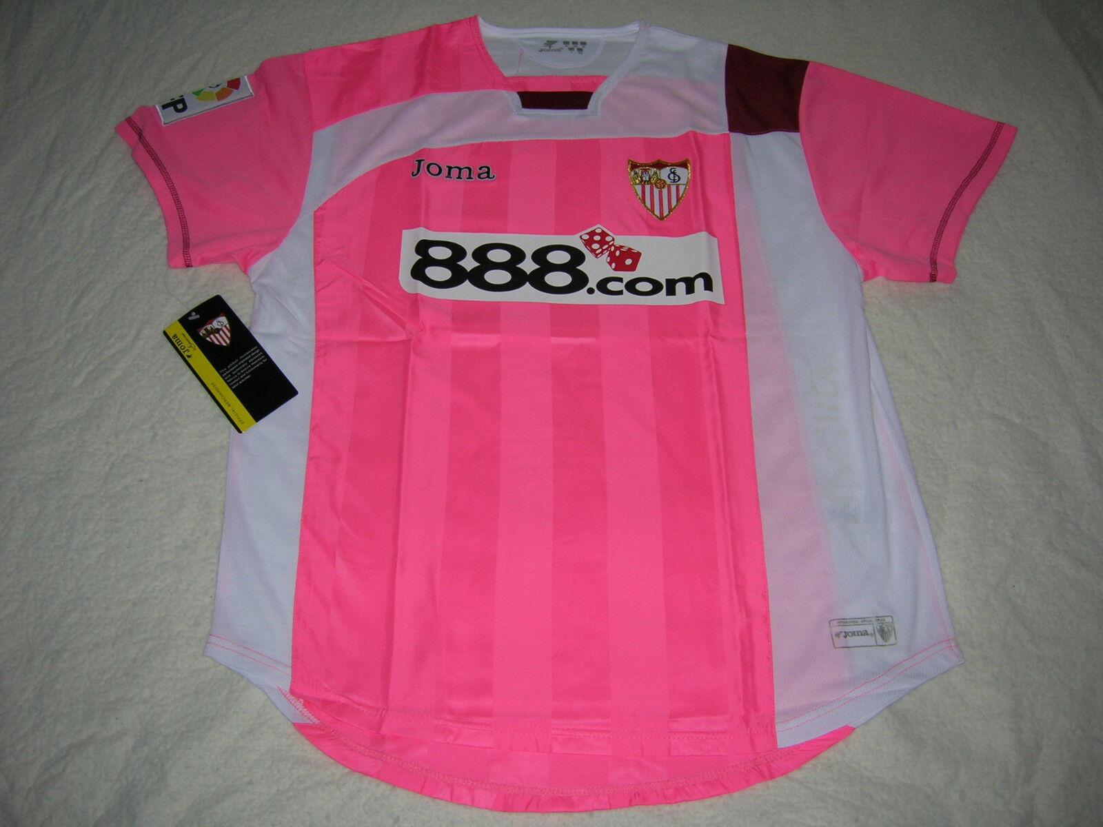 Camiseta de fútbol Sevilla Joma Nueva  L L L 6668e6