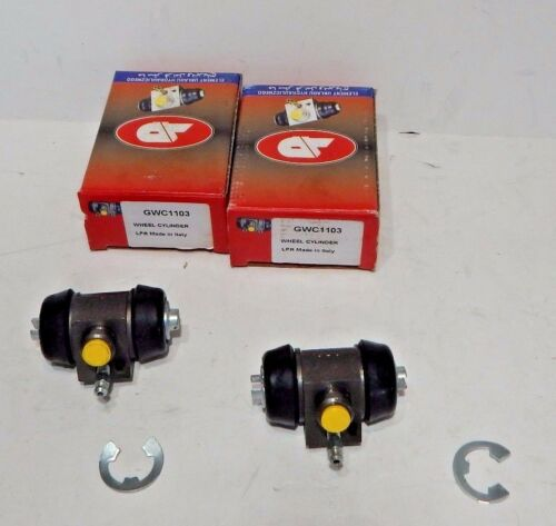 Pair of New Rear Wheel Cylinders for MGB 1963-1980 AP Brand Made in E.U.