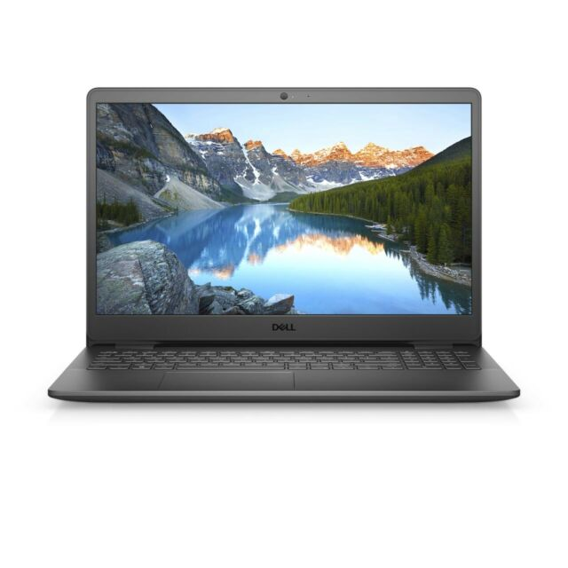 "Dell Inspiron 15 3502 Laptop 15.6"" HD Intel Celeron N4020 128GB SSD 4GB RAM"