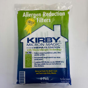 Image Is Loading For Kirby Vacuum Bags 6 Sentria Universal F