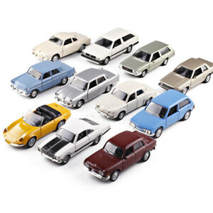 Ford-Chevrolet-Alfa-Romeo-Willys-1-43-Metall-Die-Cast-Modellauto-Auto-Spielzeug