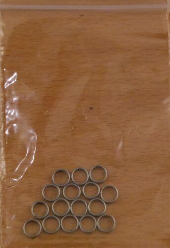 10X3 Blue Short Deflectagrip Plus Dart Stems//Shafts 10 Sets