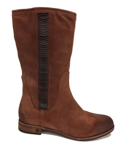 £ Boots 37 Ugg® 260 Zip Annisa 5 Suede Up 4 Cinnamon Australia 3183 Rrp Uk Eur 7q6xwr07