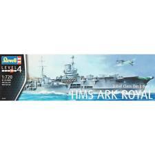 Revell 05149 HMS Ark Royal /& Tribal Class Destroyer Plastic Kit 1//720 Scale T48P