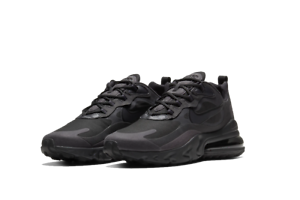 Details about Nike Air Max 270 React Black Oil Grey Mens CI3866 003 Running  Shoes New