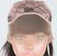 8-039-039-100-Real-Brazilian-Human-Hair-Black-Straight-Lace-Front-Wigs-With-Bangs-US thumbnail 8